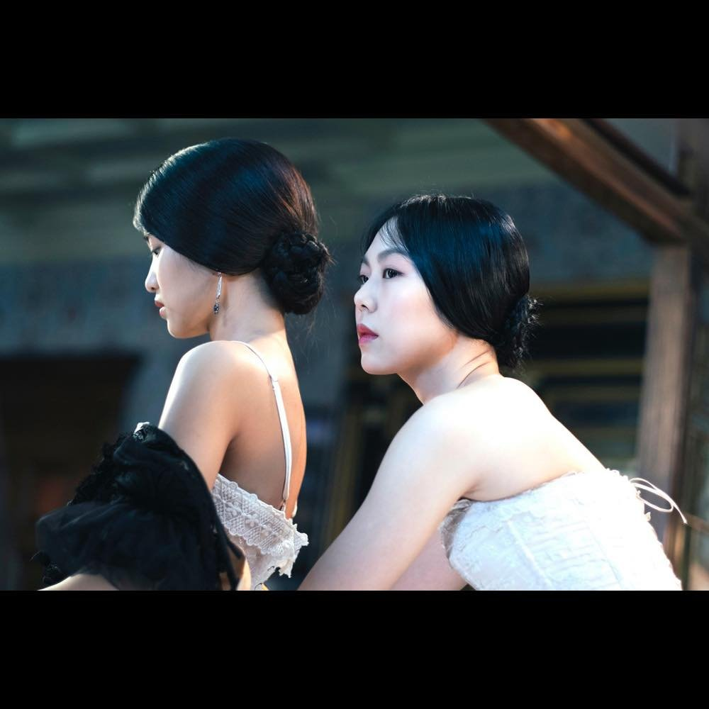 キム・テリとキム・ミニの下着姿があらわに 『お嬢さん』官能的な本編映像