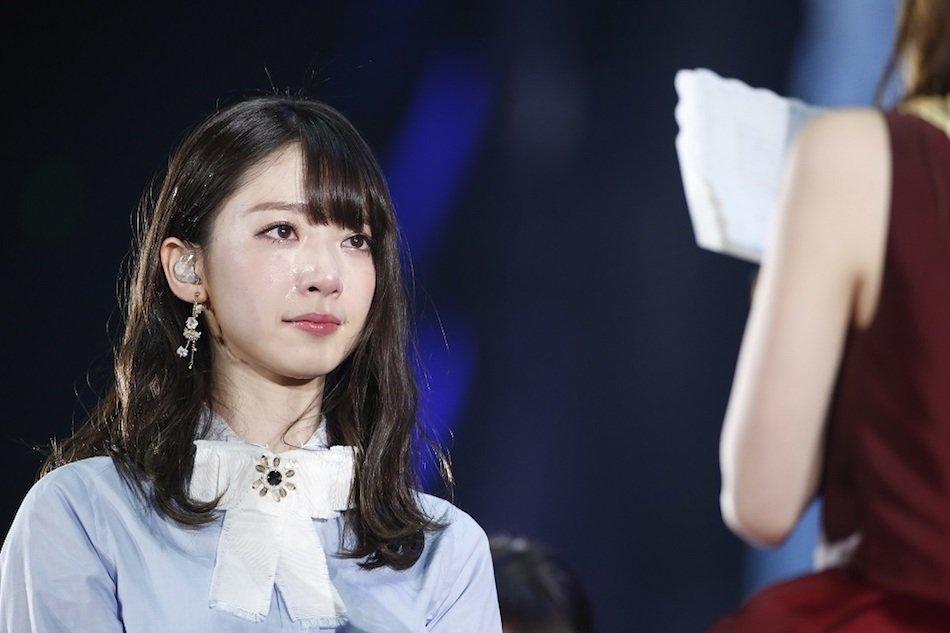 """橋本奈々未が見出した""""サヨナラの意味"""" 乃木坂46卒業公演後 ..."""