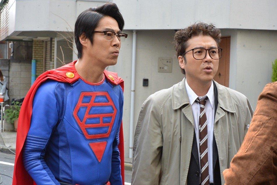ムロツヨシ、Huluドラマ『小池刑事の鬼の取調室』続編に期待? 「スペシャルも出来るでしょう!?」