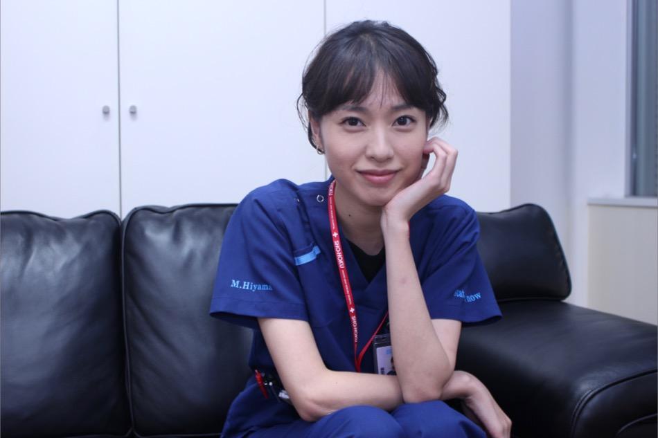 コードブルーの戸田恵梨香がかわいすぎる