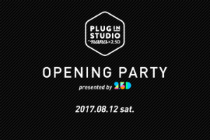 『OPENING PARTY presented by 2.5D』の画像