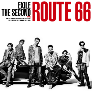 EXILE THE SECOND『ROUTE 66』CDの画像