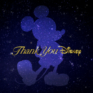 『Thank You Disney』の画像