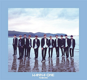 Wanna One『1×1=1(TO BE ONE)』(Sky Ver.) -JAPAN EDITION- (CD+DVD)の画像