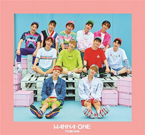 Wanna One『1×1=1(TO BE ONE)』(Pink Ver.) -JAPAN EDITION- (CD+DVD)の画像