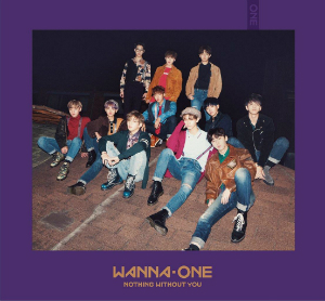 Wanna One『1-1=0(NOTHING WITHOUT YOU)』(WANNA ver.)-JAPAN EDITION-の画像