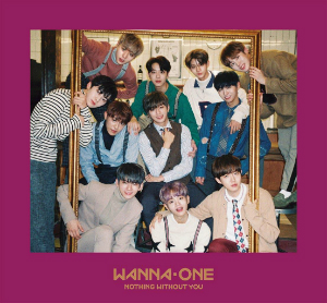 Wanna One『1-1=0(NOTHING WITHOUT YOU)』(ONE ver.)-JAPAN EDITION-の画像