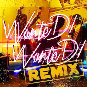 Mrs. GREEN APPLE『WanteD! WanteD!(KERENMI Remix)』の画像