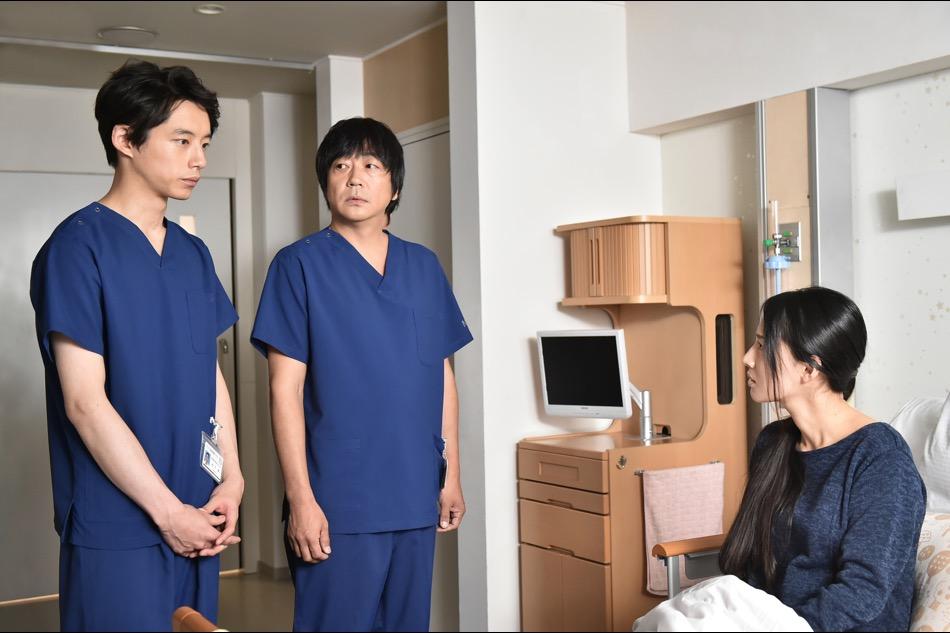 坂口健太郎が山口紗弥加から学んだ\u201c患者に寄り添う心\u201d 『コウノドリ』第8話が描く、医師たちの葛藤
