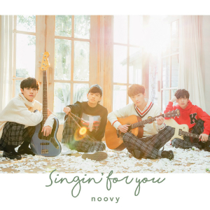 noovy『Singin' for you』(通常盤)の画像