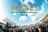 『YON FES 2018』第2弾出演アーティスト発表 ホルモン、キュウソ、yonigeら6組追加