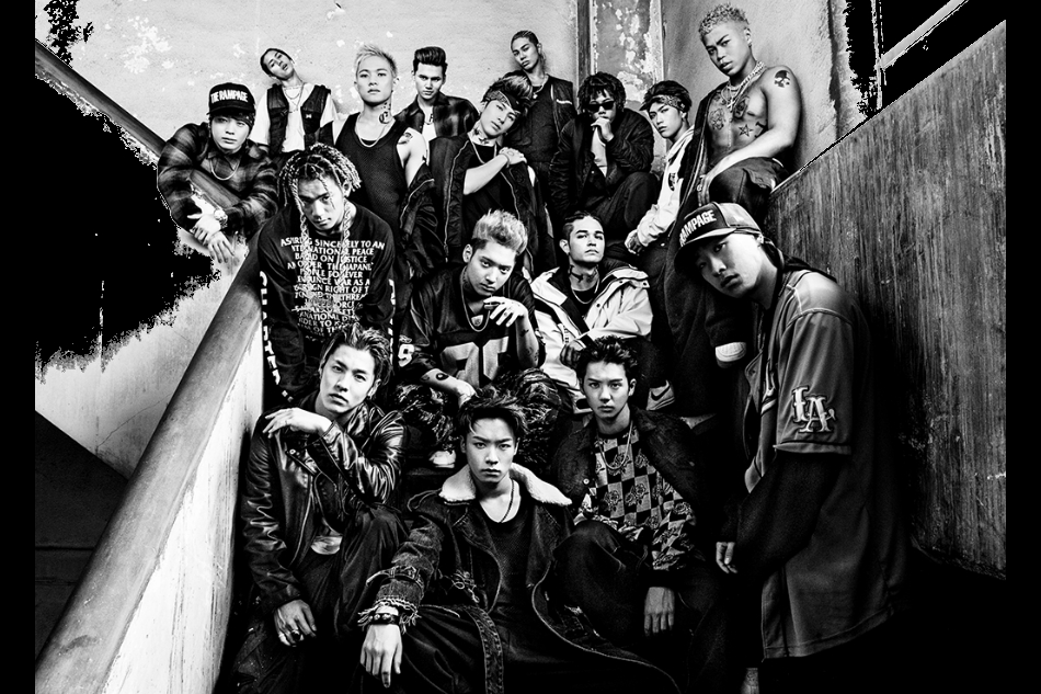 THE RAMPAGE from EXILE TRIBEの画像 p1_18