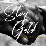 PAX JAPONICA GROOVE、新アルバムより「Stay gold feat.Hiro-a-key」先行配信リリース