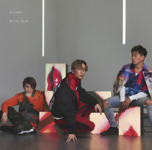 w-inds.『Dirty Talk』(通常盤)の画像