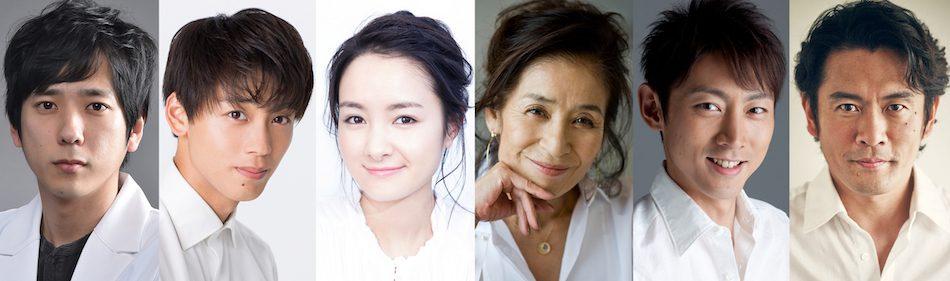 嵐・二宮和也主演ドラマ『ブラックペアン』追加キャスト発表 竹内涼真、葵わかなら5人が決定