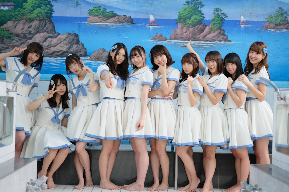 SKE48、東京冠レギュラー番組『SKE48がひとっ風呂浴びさせて頂きます ...