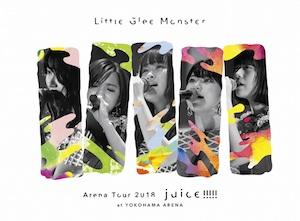 『Little Glee Monster Arena Tour 2018 – juice !!!!! – at YOKOHAMA ARENA(初回生産限定盤) 』の画像