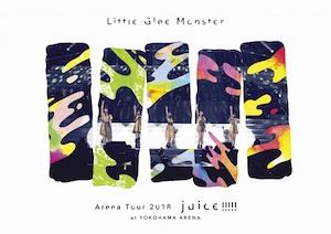 『Little Glee Monster Arena Tour 2018 – juice !!!!! – at YOKOHAMA ARENA(初回仕様限定盤) 』の画像