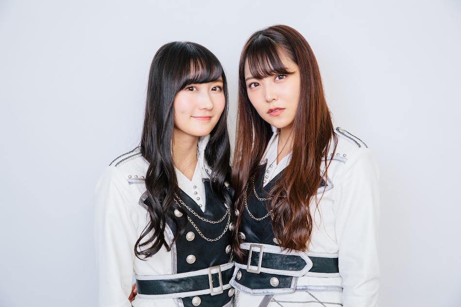 "NMB48 白間美瑠&矢倉楓子、""ふ..."