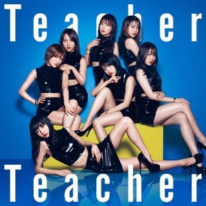 AKB48『Teacher Teacher』(初回限定盤Type-B)(©You, Be Cool!/KING RECORDS)の画像