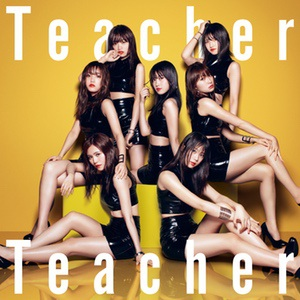 AKB48『Teacher Teacher』(初回限定盤Type-C)(©You, Be Cool!/KING RECORDS)の画像