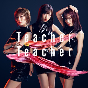 AKB48『Teacher Teacher』(通常盤Type-A)(©You, Be Cool!/KING RECORDS)の画像