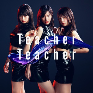 AKB48『Teacher Teacher』(通常盤Type-B)(©You, Be Cool!/KING RECORDS)の画像