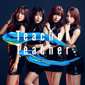AKB48『Teacher Teacher』(通常盤Type-D)(©You, Be Cool!/KING RECORDS)の画像