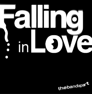 the band apart「Falling in Love」の画像