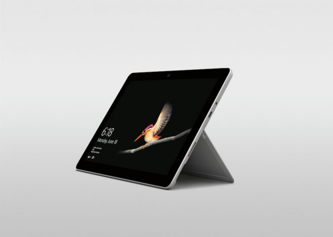 Surface史上最も軽く・薄い「Surface Go」7月12日より予約開始 年内にはLTEモデルも