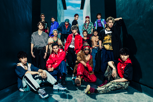 THE RAMPAGE from EXILE TRIBE、ニコ生に総出演で沖縄ロケ&新曲を語る特番が放送