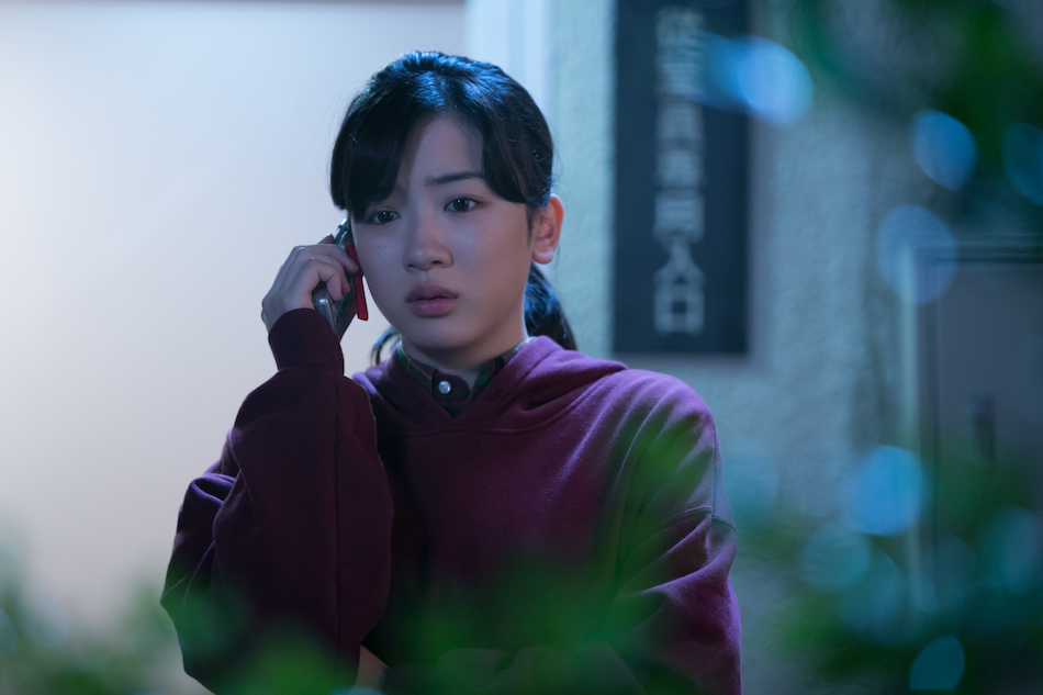 半分、青い。』第103話では、鈴愛(永野芽郁)が\u201cある人\u201dに電話