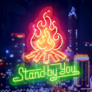 『Stand By You EP』初回盤の画像