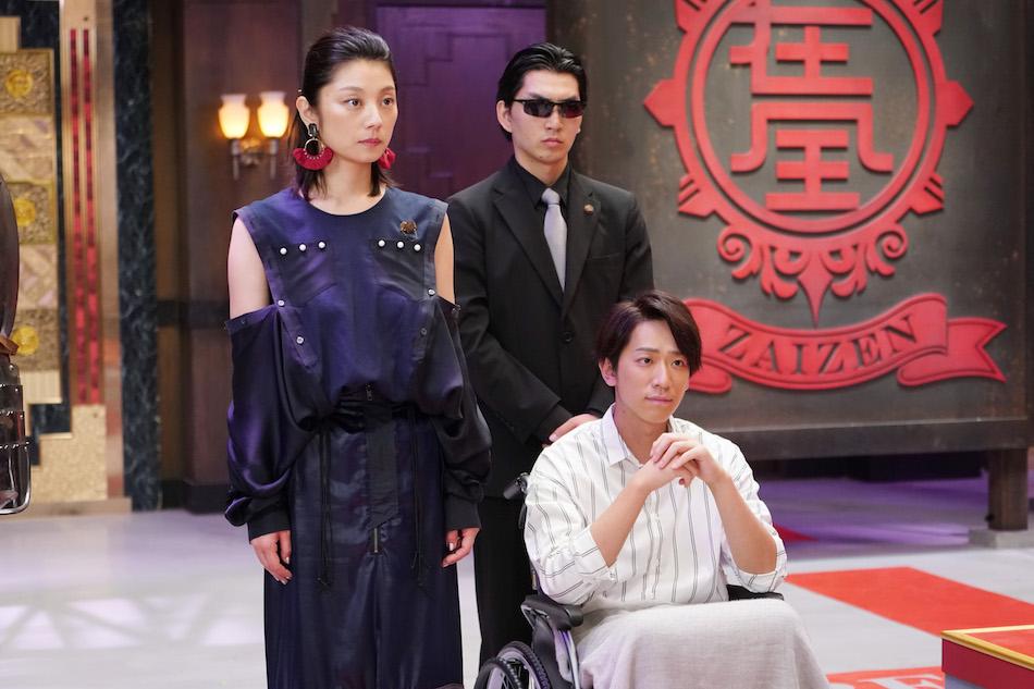 NEWS 小山慶一郎、『ゼロ 一獲千金ゲーム』第9話に登場 宇海零の過去を握る重要人物役