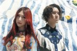 GLIM SPANKY、L.A.撮影の4thフルアルバム『LOOKING FOR THE MAGIC』ビジュアル公開
