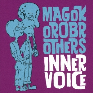 『INNER VOICE』(CD+DVD)<初回限定盤>の画像