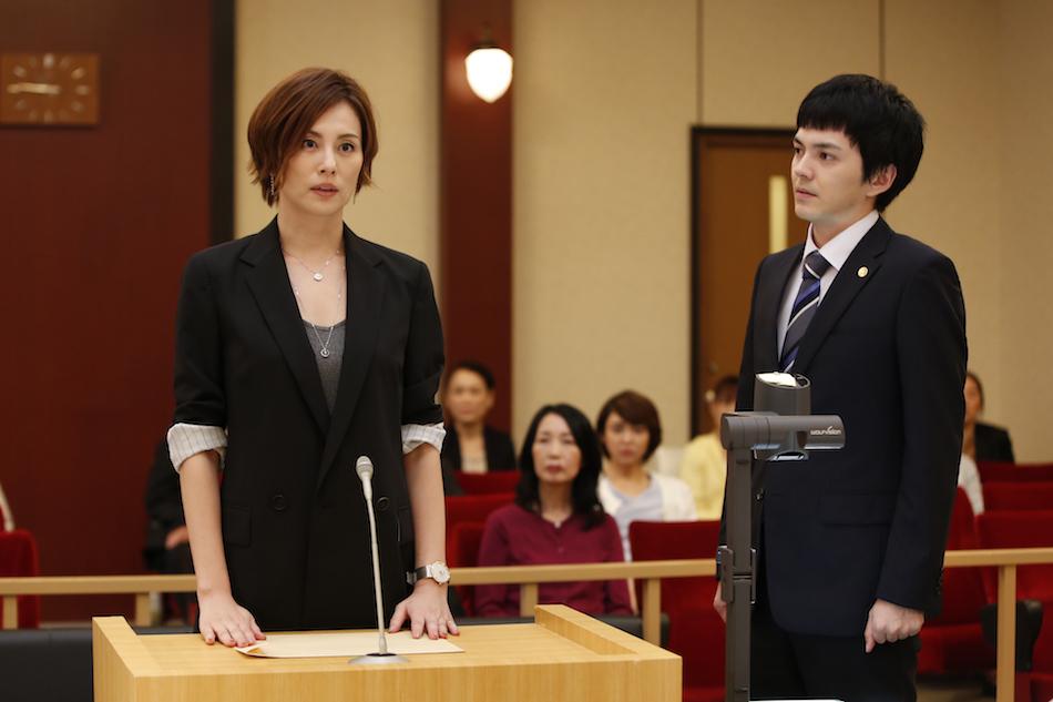 米倉新作ドラマ「リーガルV」初回15・0%の好スタート 「ドクターX」シリーズと同枠