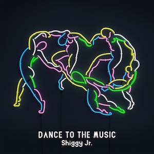 『DANCE TO THE MUSIC』(初回限定盤)の画像