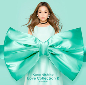 『Love Collection 2 ~mint~』通常盤の画像