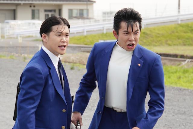 『今日から俺は!!』(日本テレビ系)では、三橋(賀来賢人)はもちろんのこと、家族からクラスメイトに至るまで、独特すぎるキャラクターのオンパレード。