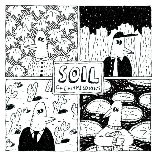 04 Limited Sazabys『SOIL』は新たな一歩示す作品に 発想の豊かさ ...