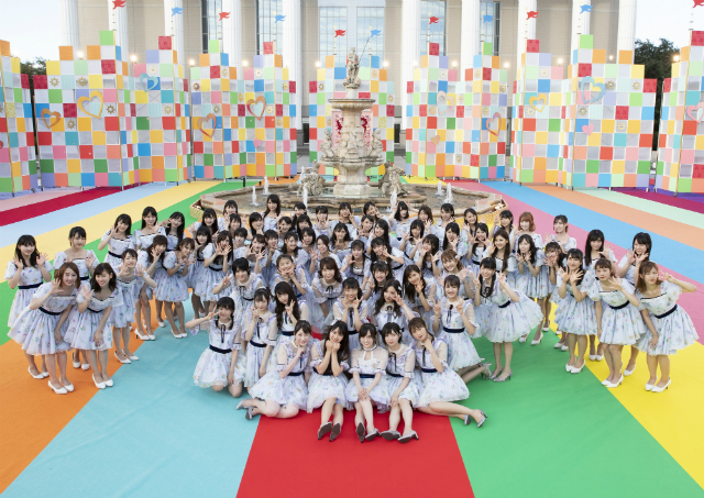 『ベストヒット歌謡祭2018』でAKB48緊急オーディション結果発表 欅坂×けやき坂コラボも