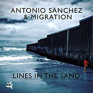 Antonio Sanchez『Lines in The Sand』の画像