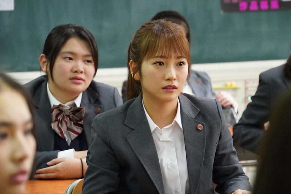 「川栄李奈ちゃんは3年A組」の画像検索結果