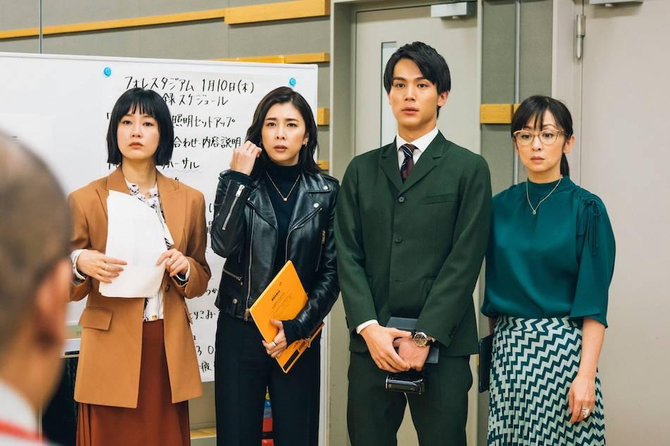 竹内結子主演『QUEEN』はキャストのアンサンブルが魅力に 関和亮ら彩る ...