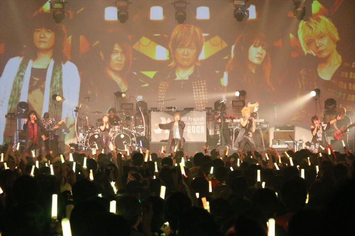 JAM Project、全56曲を完走した圧巻の一夜 『JAM Project Special live 2019 A-ROCK』