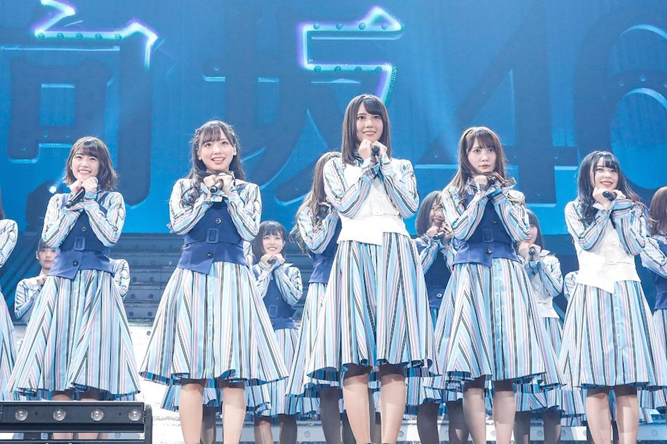 日向坂46、ひらがなけやきラストライブ&日向坂デビューライブで