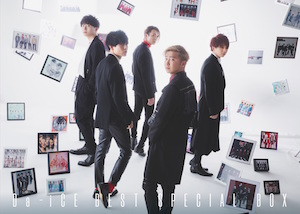 Da-iCE『Da-iCE BEST』(完全生産限定SPECIAL BOX)(2CD+3Blu-ray+SPECIAL BOOKLET+SPECIAL GOODS)の画像