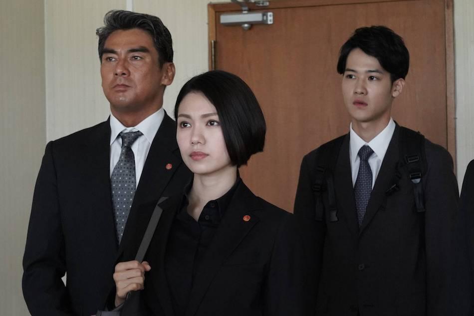 中林大樹 ストロベリーナイト 役