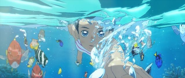 海獣 の 子